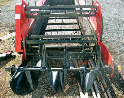 prikolice za rasturanje stajnjaka